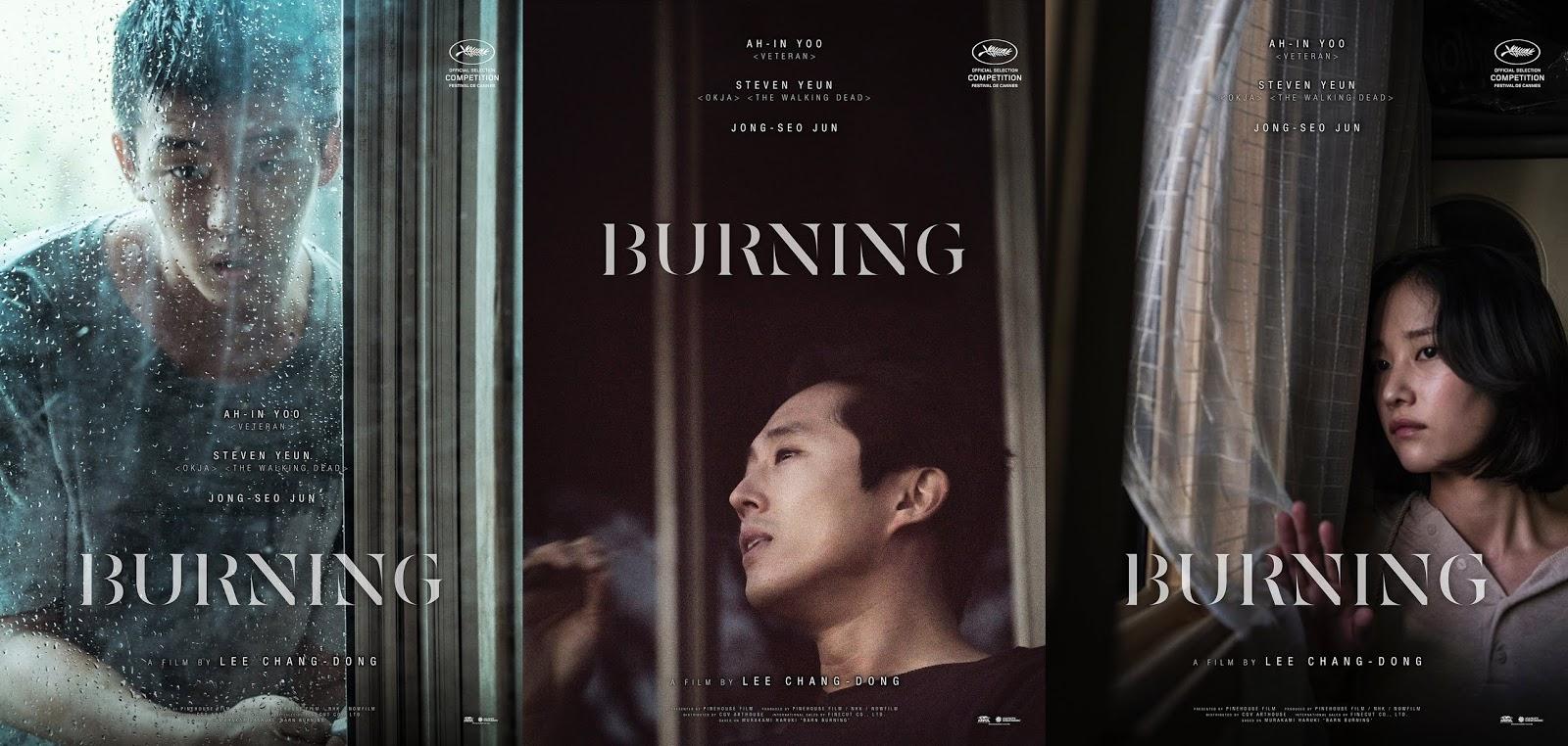 Resultado de imagen de burning lee chang dong