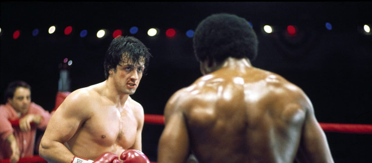 Documental sobre Rocky, narrador por Sylvester Stallone. 40 Years of Rocky: The Birth of a Classic