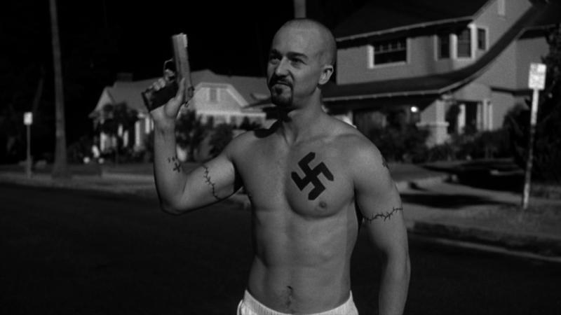 Puntúa la película! 28 - American History X (1998) - --Adictos al ...