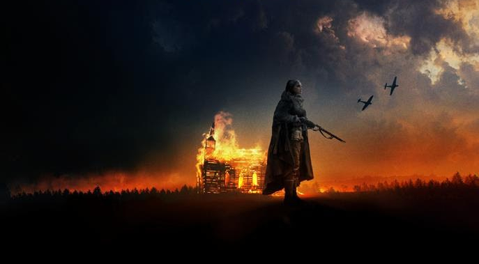 Burial un nuevo thriller de la segunda guerra mundial dirigido por Ben Parker