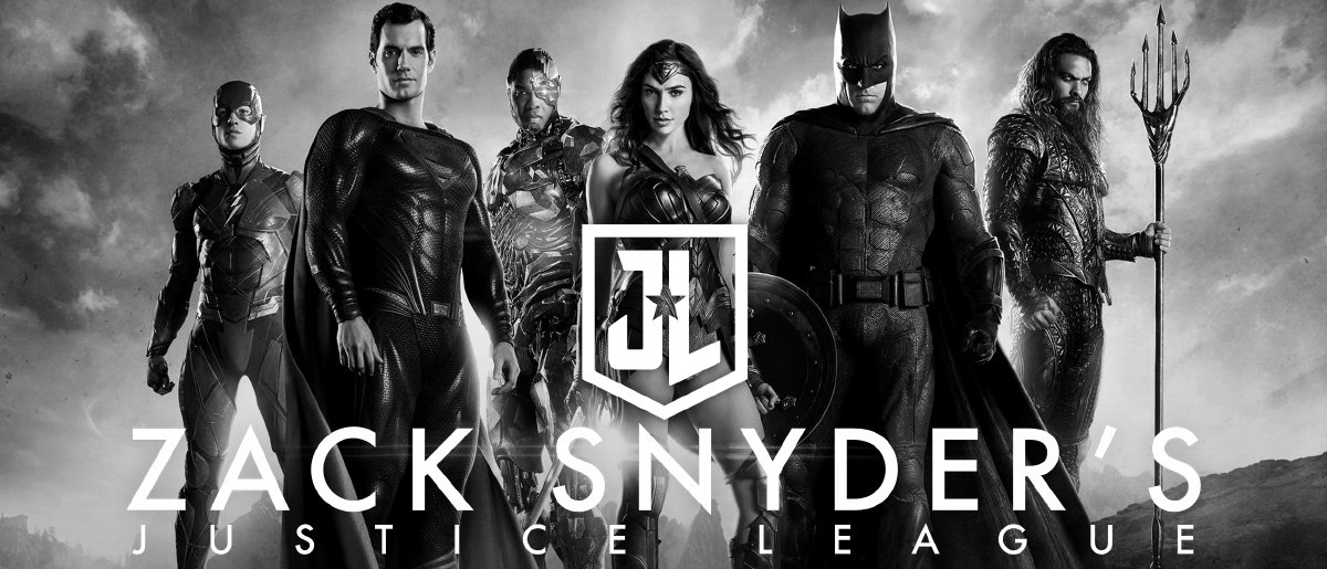 Primer vistazo del Snyder Cut de 'Justice League'